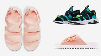 粉紅色太犯規啦!Nike推出珊瑚粉、湖水綠系列涼鞋,春夏就是要來雙夢幻又帥氣的厚底涼鞋~