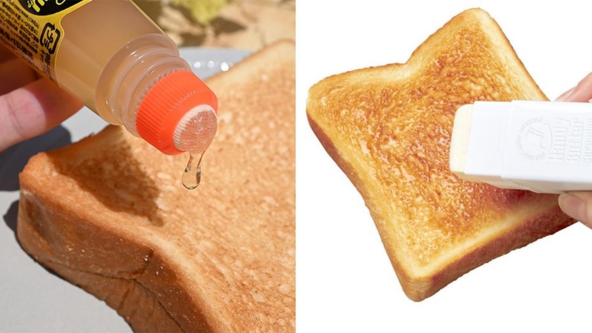 塗100片也甘願!日本超方便「蜂蜜膠水」誕生,雙手告別甜膩,終於有動力起床做早餐了啊~