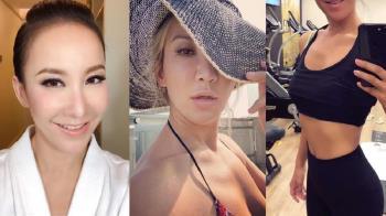 被施了時間暫停魔法?!CoCo李玟45歲身材竟比少女還健美,凍齡秘訣除了運動還有愛吃「紫色水果」?