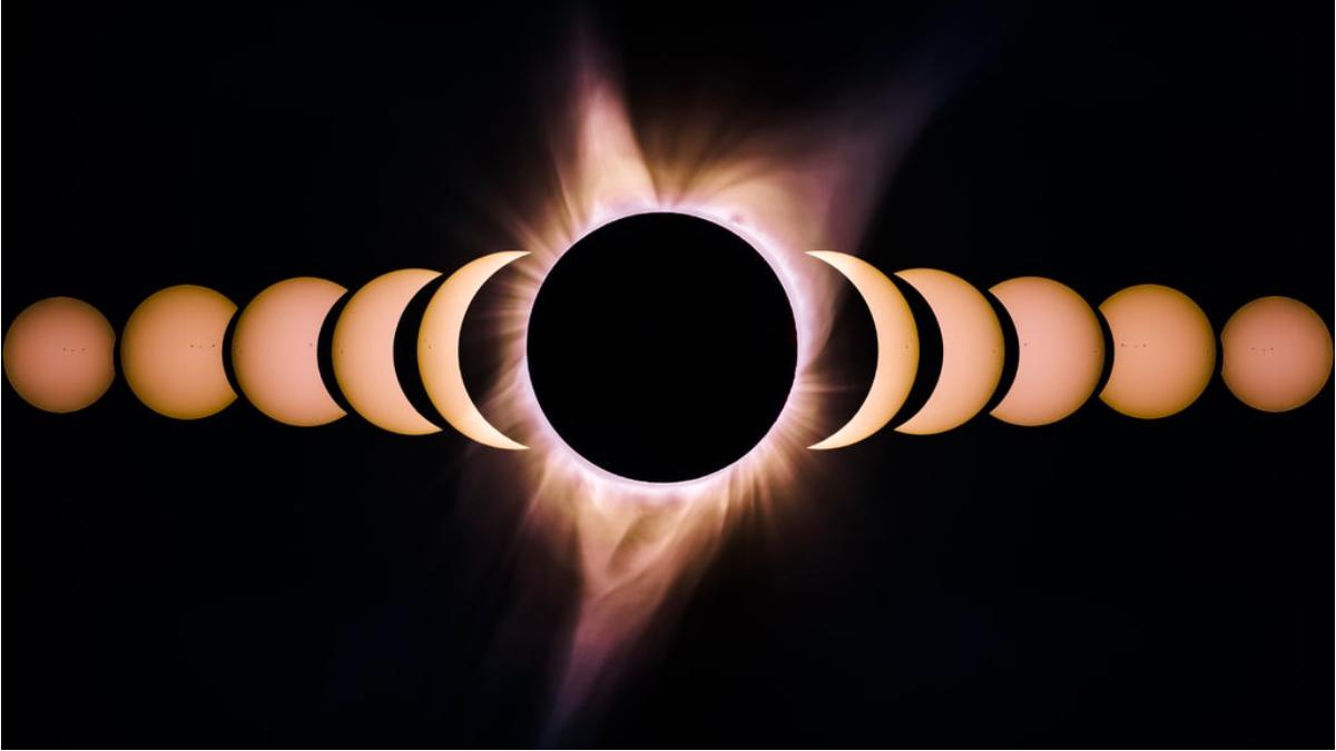 錯過再等200年!天文奇景「日月環食」即將登場,台灣多個地方都能看到,趕快拿相機卡位啊~