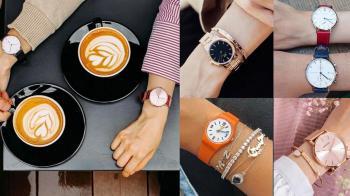小資族也能無痛入手!4款平價「時尚手錶」推薦,挑對手錶讓你秒變穿搭時髦精!