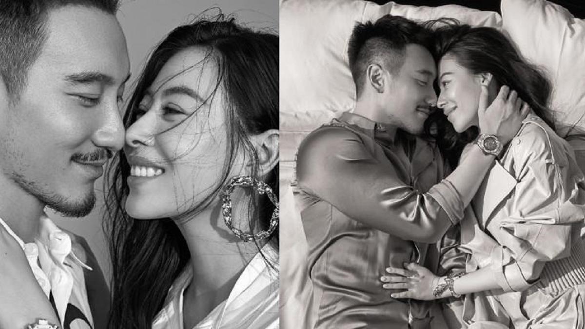 從甜蜜夫妻升級新手爸媽!王陽明&蔡詩芸維持婚姻方式:給對方足夠的安全感很重要!