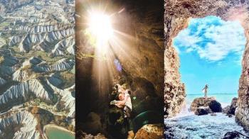 我不相信這裡是台灣!最讓外國人驚訝的5個「全台神秘自然景觀」,有一半以上都在高雄!
