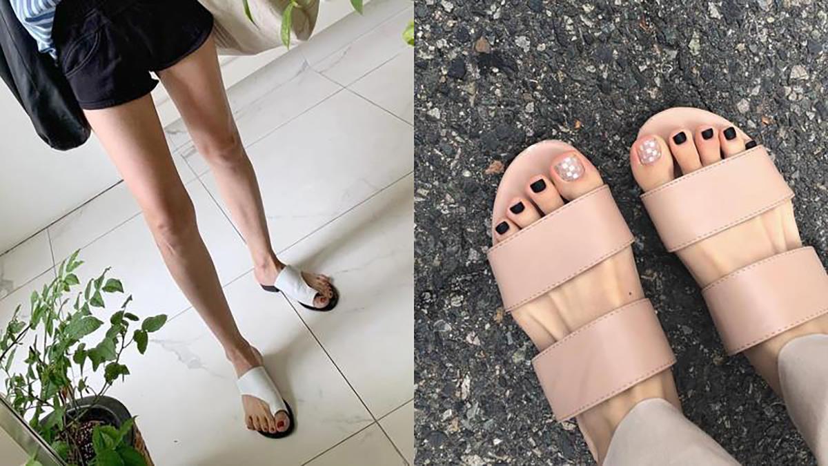 用美腳穿上涼鞋迎接夏天!「足部保養」3大須知記起來,趕快讓粗糙象皮還原Baby光滑嫩腳丫~