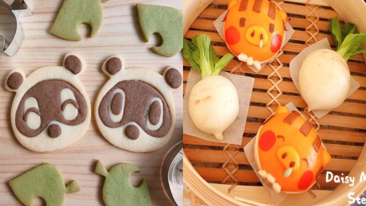 《集合啦!動物森友會》日本網友創作料理,動森迷做起來!