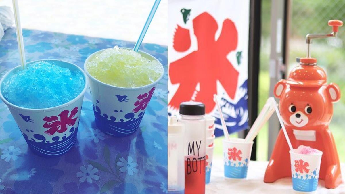 日式刨冰DIY教學!糖漿、製冰三種口味在家就能簡單做
