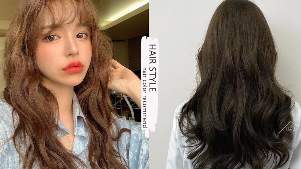 超顯白夏季髮色!韓國髮型師5款「髮色範本」推薦給黃肌,玫瑰粉棕根本掃黃大隊褪色也超美!
