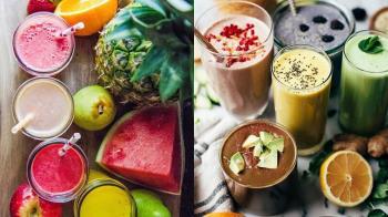 喝出超模身材!6款維密超模減脂必喝「健康蔬果飲料」,菜單直接幫你傳便便!