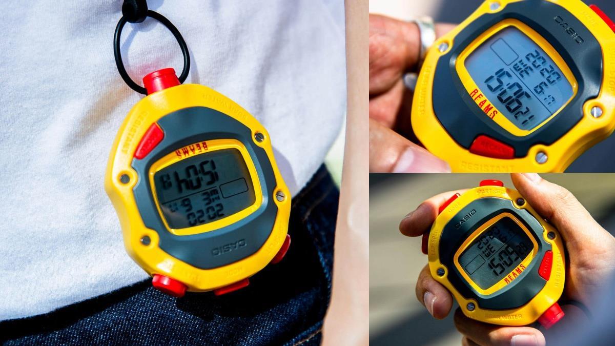 一起帶著電子雞出門吧!CASIO✕BEAMS聯手打造「電子雞造型計時錶」,掛在身上復古魂大燃燒啊~