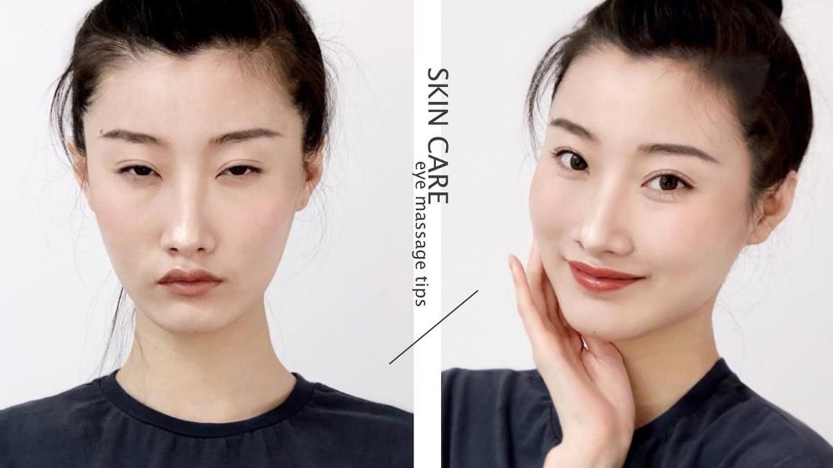 早上起床眼睛腫得像金魚?日本美容師傳授5招「眼部消腫按摩」,眼周消水腫、改善腫泡內雙眼有感!