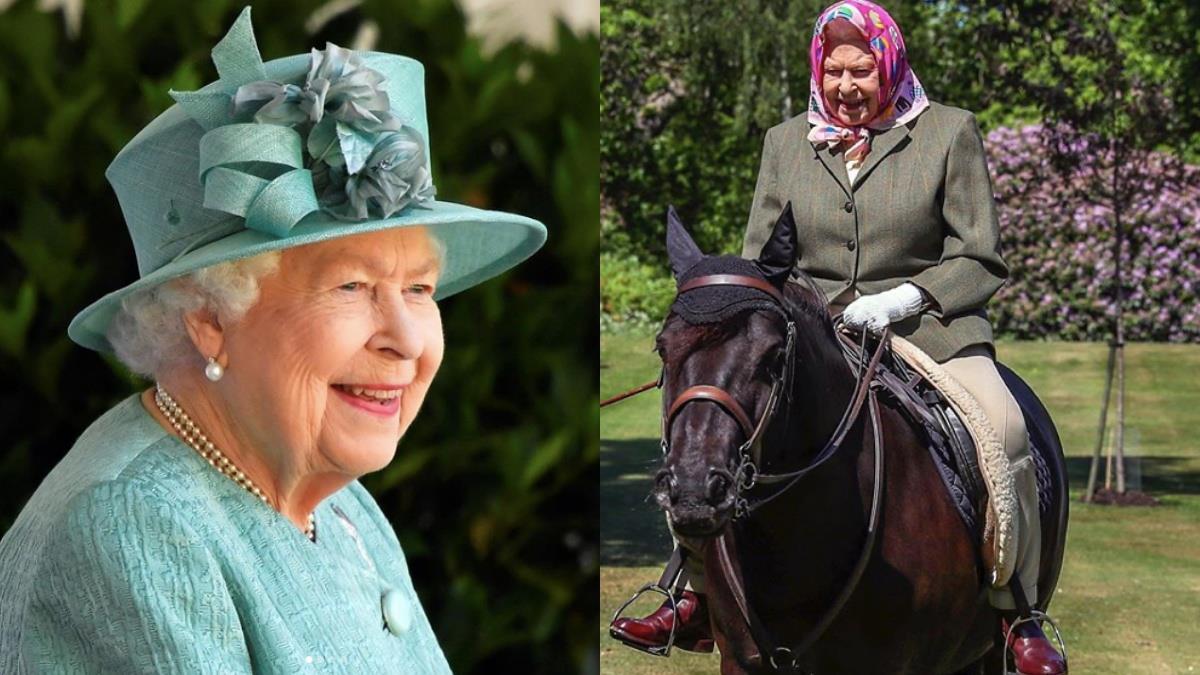 再懶下去要輸給94歲的她惹!英國女王靠3秘訣保持好體力&氣色:每周一天「純蔬果日」是關鍵~