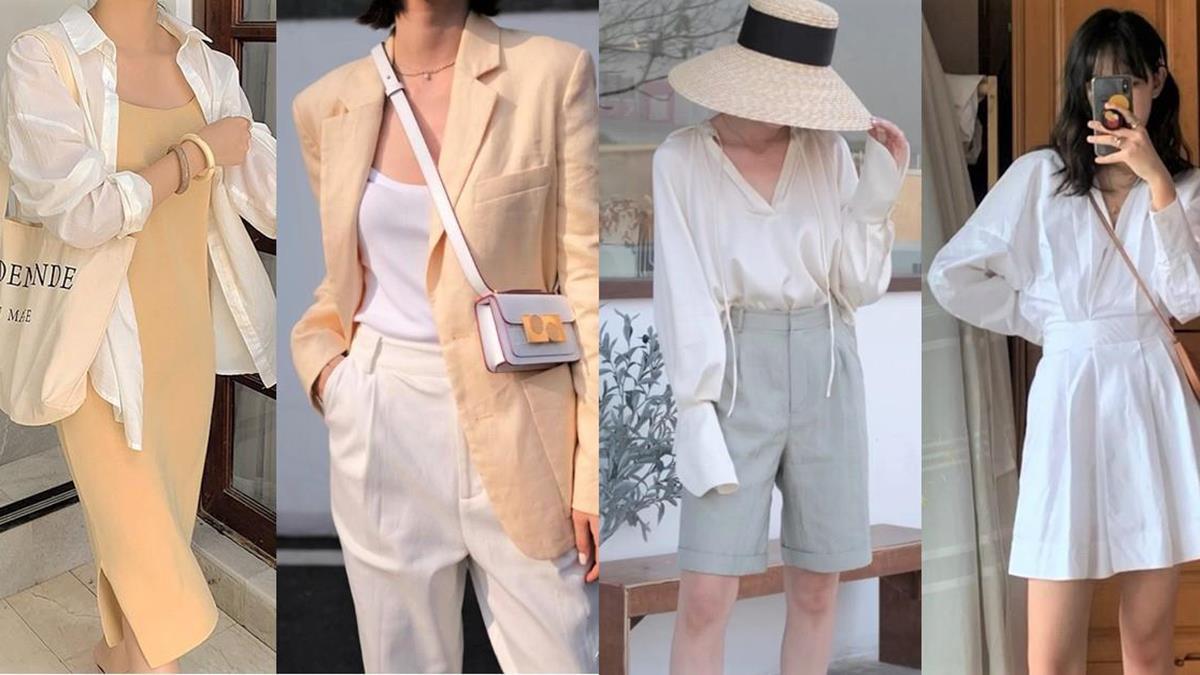 梨型身材穿什麼才顯瘦?掌握這4大「顯瘦穿衣技巧」,顏色「上淺下深」視覺上直接收縮你的肥屁屁!