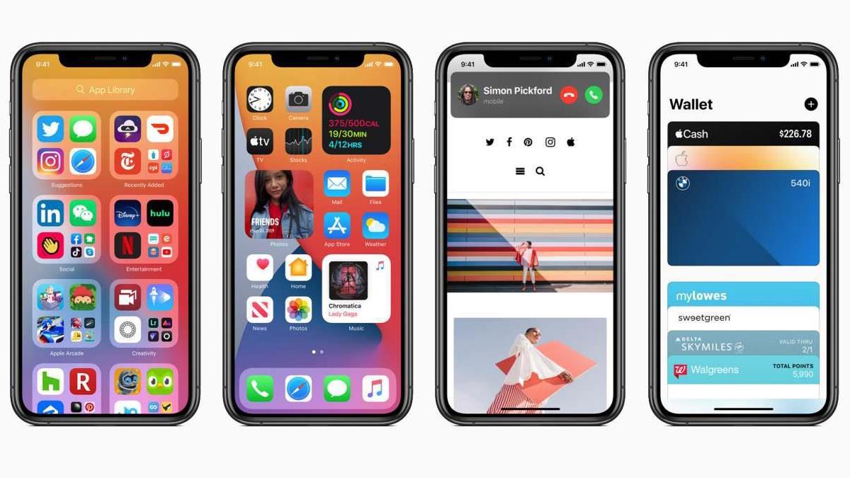 iPhone多了螢幕抽屜、子母畫面!果粉必看「iOS14四大亮點」,值不值得「佔用」記憶體一次告訴你!
