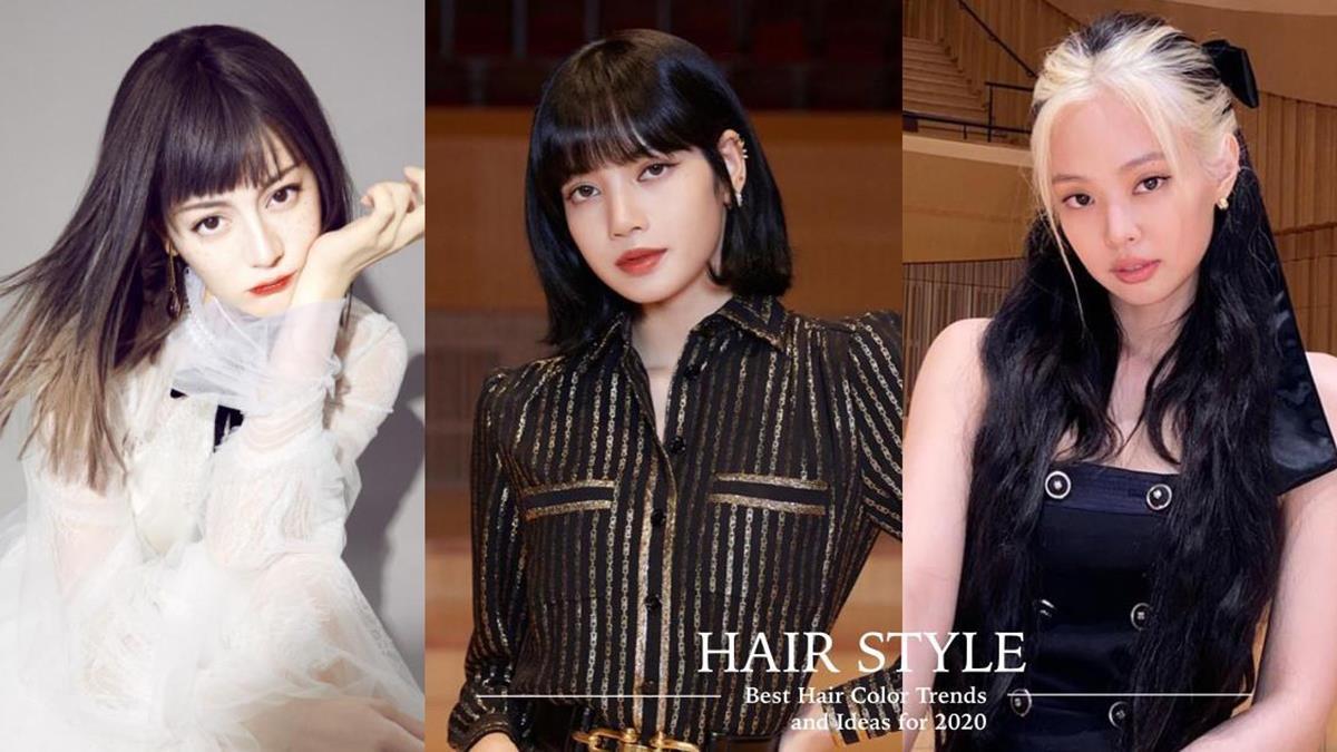黑褐髮大勢回歸!2020春夏6款「黑褐髮色」推薦,Lisa、Jennie回歸新髮型辣到不行!