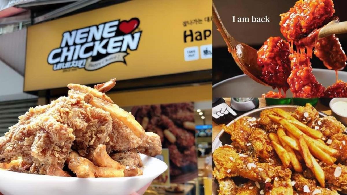 炸雞界的霸主非「韓式」莫屬!這5家炸雞店從韓國紅到台灣,老闆訂單接到手軟~