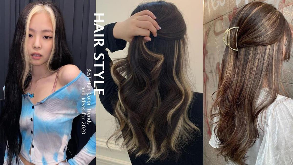 韓妞點名率超高!春夏韓國「5大挑染髮型」推薦,手刷染低調又時髦、配上大波浪仙度破表!