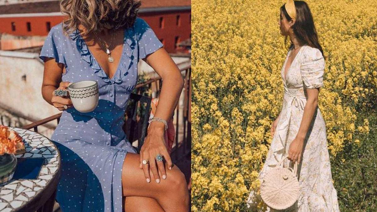 連身裙穿不好直接變大媽還顯胖!夏天挑裙裝就靠「這3招」,虎背熊腰趕緊Get「方型領」洋裝~