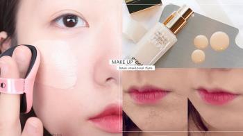 姐的妝要從早美到晚!韓國化妝師傳授「完美補妝4步驟」,底妝像剛上完一樣輕薄透亮!