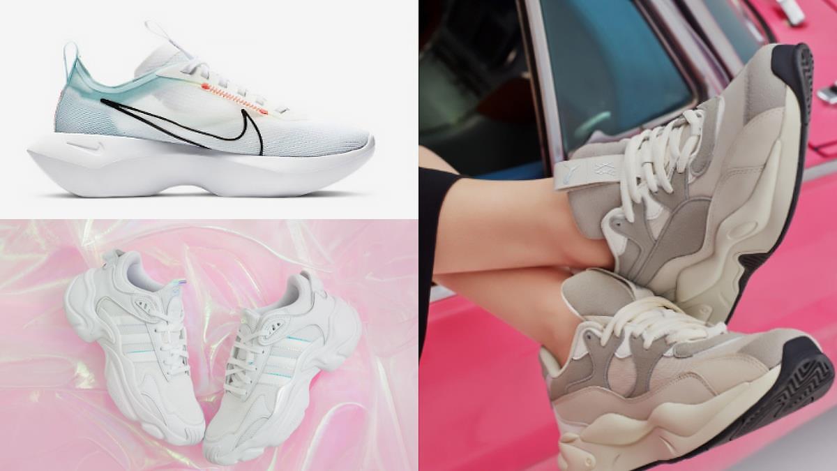 不管過了多久依然時尚!精選5家不退流行的「老爹鞋品牌」,網美老爹鞋VS溫柔淡奶茶鞋太難抉擇~