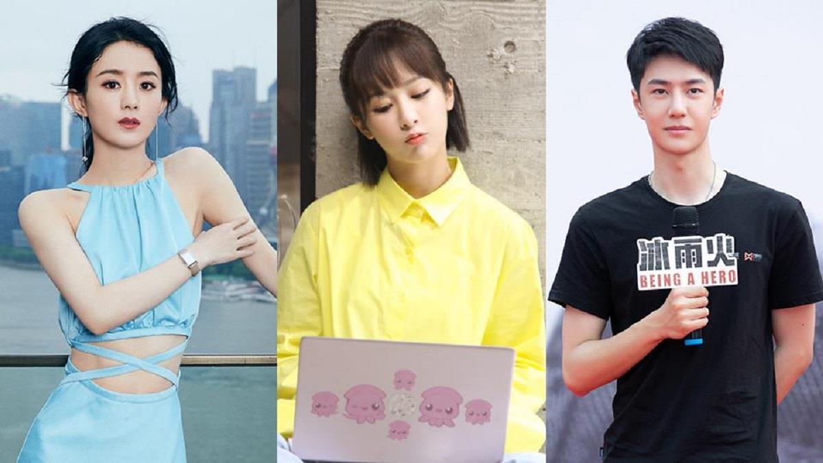 微博票選「最受歡迎陸劇演員」TOP 10!楊紫210萬票排第二,趙麗穎、王一博居然都不是第一!