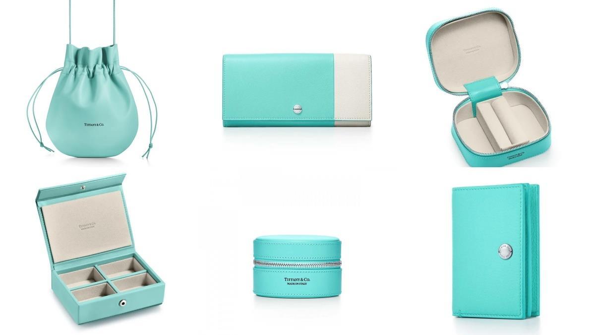 永不退流行的教主Tiffany綠♥精選時尚好用的Tiffany & Co.「人氣配件」,多層收納讓小飾品們不輕易走丟~