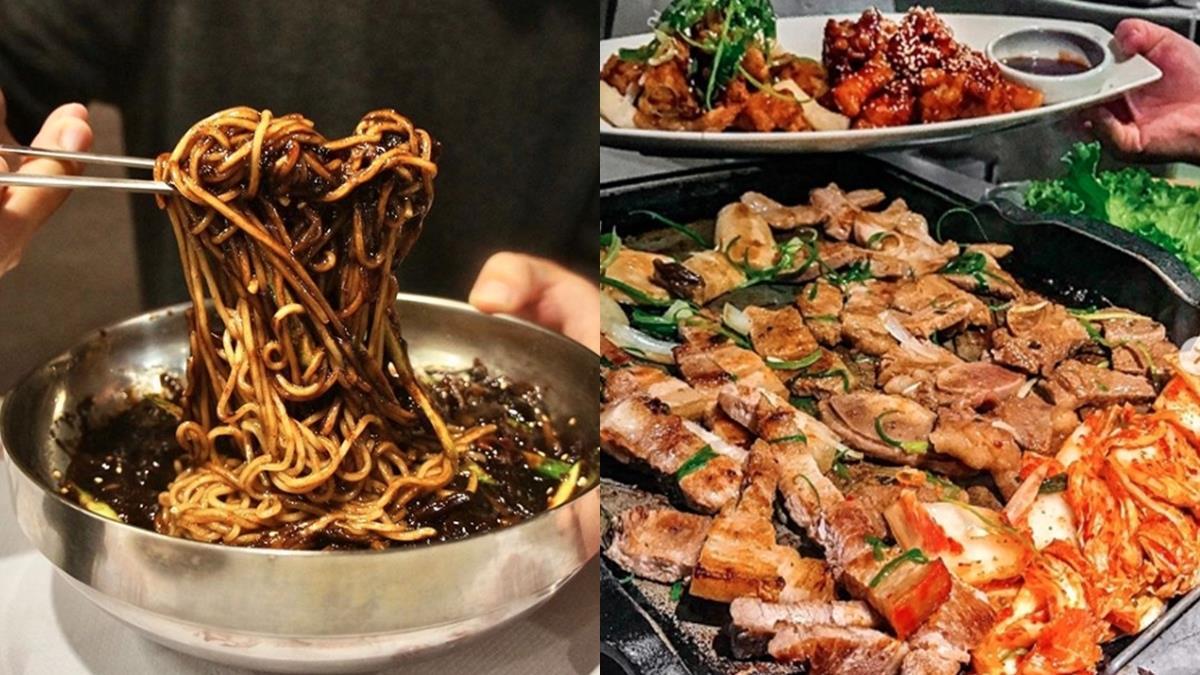 台北超道地「韓式料理」推薦!7家韓國人大推的韓式餐館,不用飛出國就能吃到正宗雪濃湯、炸醬麵!