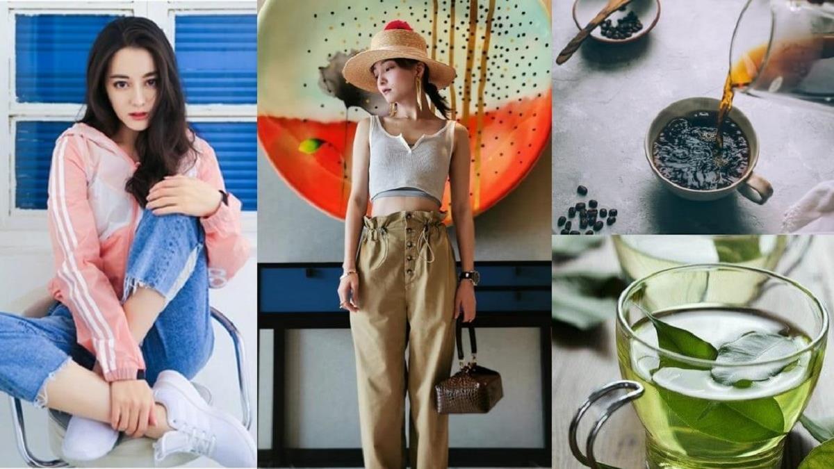 張韶涵、迪麗熱巴也喝!日本女生瘋傳「黑咖啡+綠茶」瘦身法,搭配黃金時間練出23吋腰