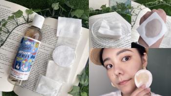 揭開化妝棉的小秘密!市面上常見的「5款化妝棉實測」,這一款還能拿來去角質?!