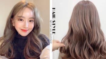夢幻招桃花髮色!韓國超紅「淺髮色」染髮範本,春夏還是要Get活潑色調才亮眼~
