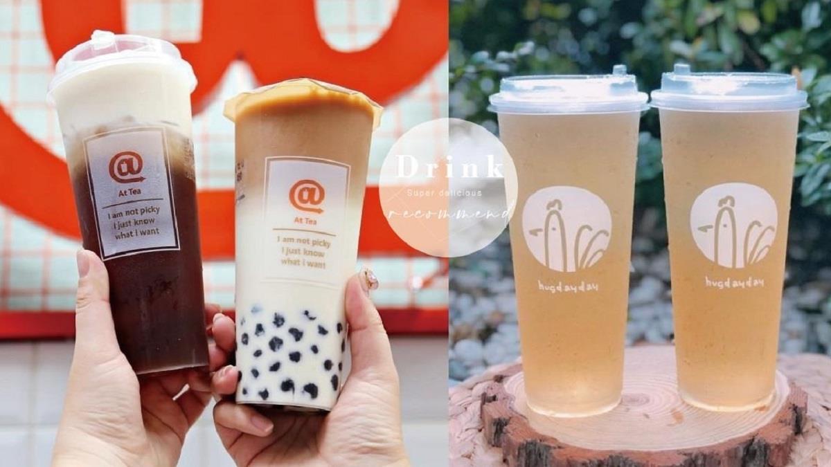 6間「網紅藝人自創飲料店」整理!珍奶、奶蓋、楊枝甘露都有,看完每間都想喝!