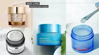油肌朋友們必收!7款夏日「控油保濕霜」推薦,清爽不油膩、幫助肌膚鎖水養出蛋白肌!