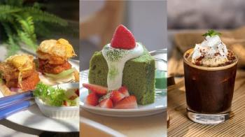 Xpark水族館開幕倒數1周!「熱搜桃園6家特色甜點咖啡」,逛到腳痠肚子餓就得來點高質感下午茶!