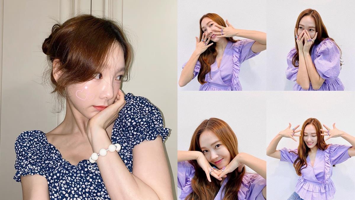 可愛到Jessica 都入坑!韓星瘋手做「繽紛串珠飾品」,一起動手做BTS、太妍同款飾品!