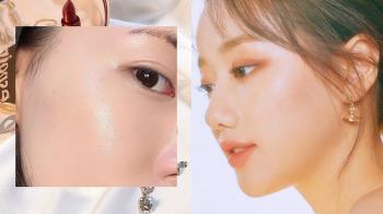 畫對那道光讓你年輕5歲!化妝師親授高光打亮「2大技巧」,韓系水光妝容輕鬆Get!