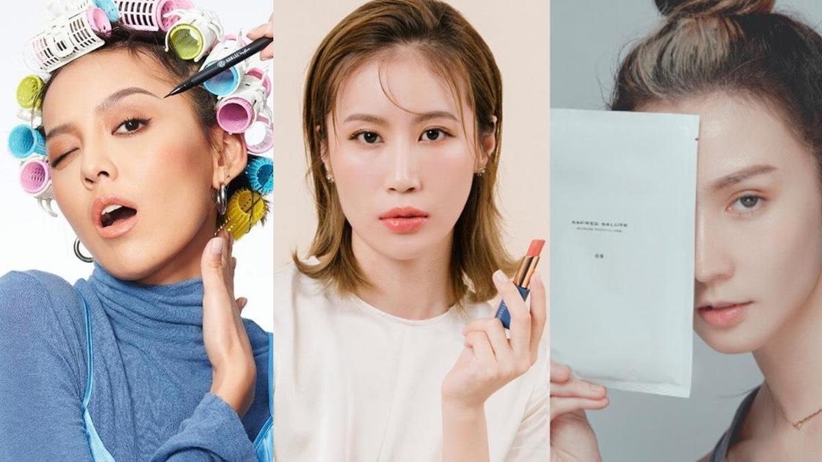 輕鬆擁有Kiwi李函的完美眼線!IG瘋狂討論4個「KOL自創彩妝保養品牌」,還不知道「泰大盤」就落伍了!