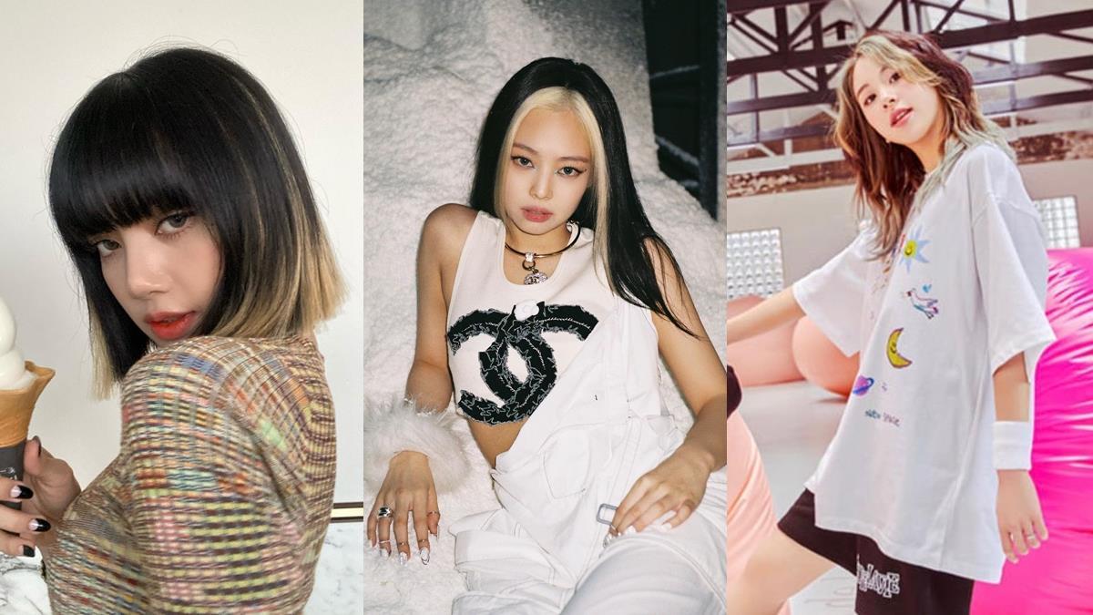 布丁頭竟然成為2020大勢!讓韓國姊姊瘋狂的個性「耳圈染」,馬尾綁起來直接成為焦點!
