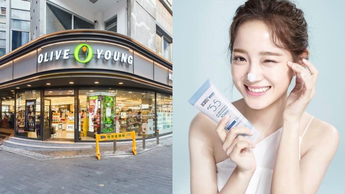 代購都不知道的隱藏版!韓國Olive Young「有機洗面乳」Top10,明星也愛不釋手!
