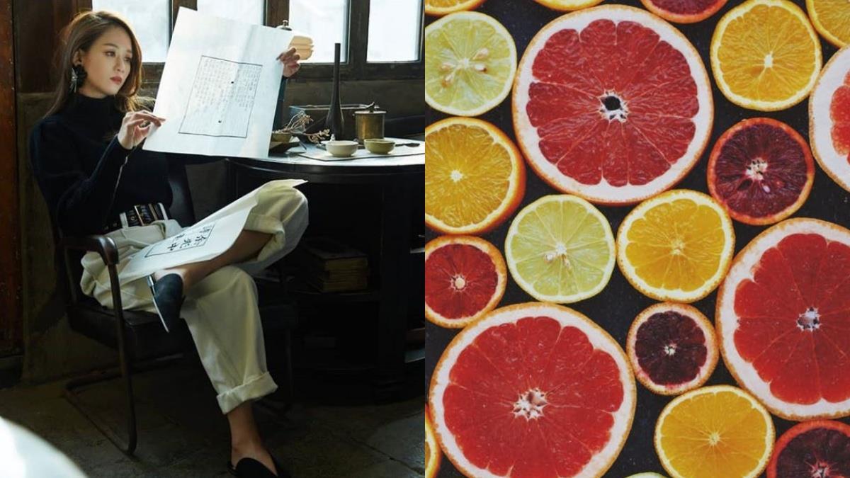 夏日就靠葡萄柚來甩肉!陳喬恩的必勝「水果瘦身法」,照著菜單十天成功甩肉3kg~