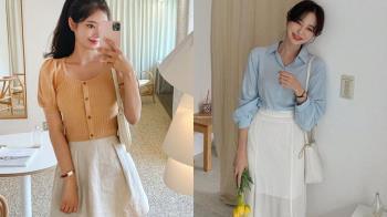 夏天就用裙子穿搭決勝♥顯瘦的「裙子挑選小撇步」,找到最適合你的裙子封印住肉肉吧!
