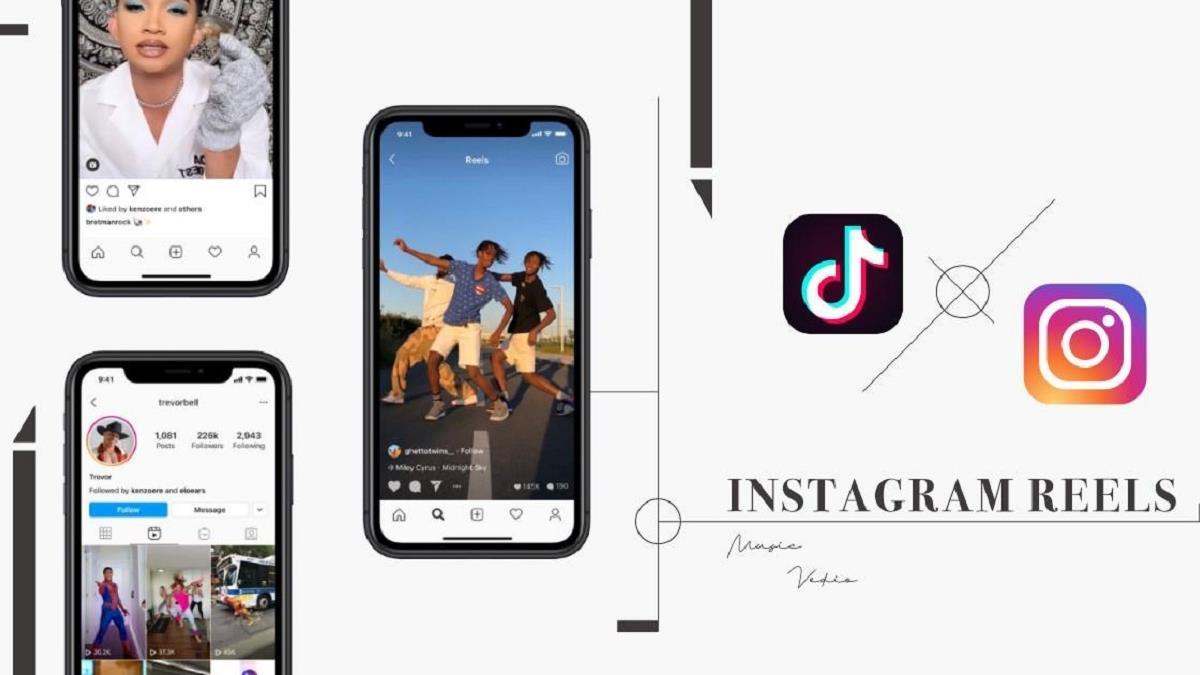 IG 抖音化?Instagram Reels 短影音新功能登場,15秒短影片任意編輯特效、音樂!