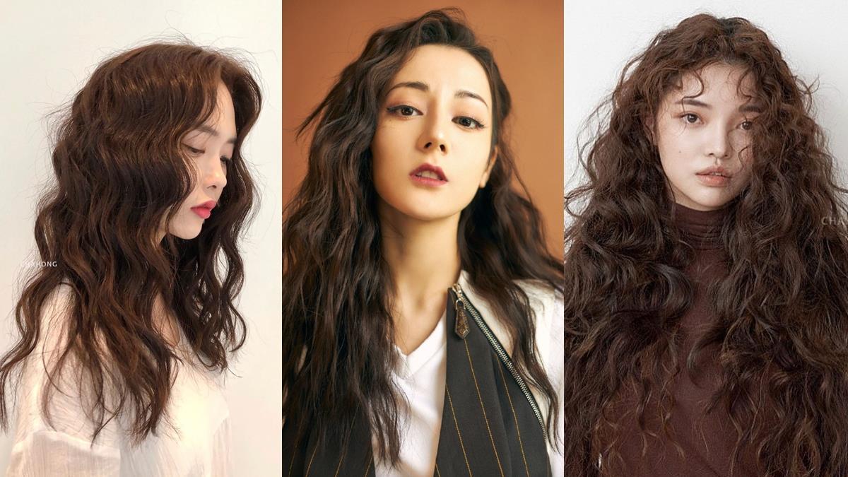 迪麗熱巴掀起「微濕捲髮」熱潮!3種「變化款」可甜可鹹,短髮、細軟髮都可以駕馭!