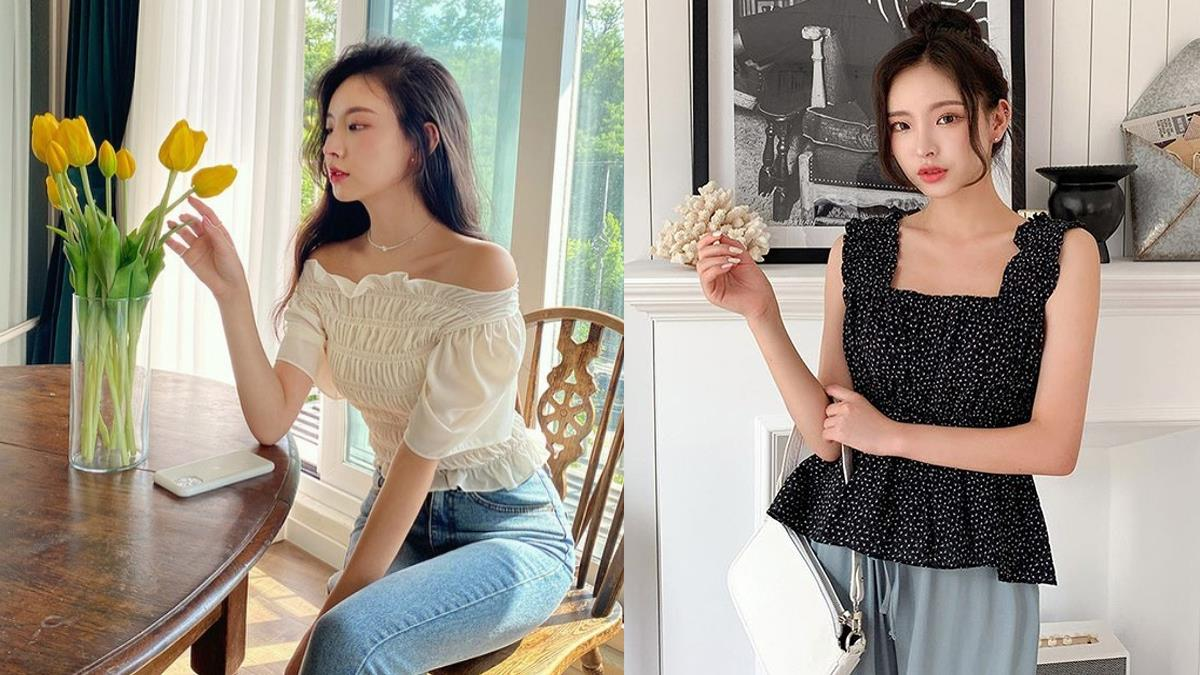 今天開始穿搭不迷路!找出適合自己的穿搭風格「必勝三守則」,韓系、日系關鍵在飾品搭配♥