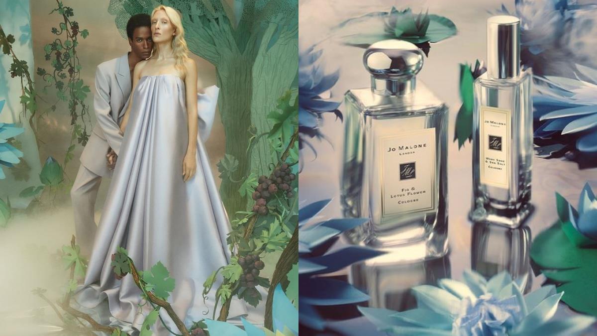 踏入巴比倫的夢幻仙境!Jo Malone新款「仙境花園夢遊奇遇」香水,無花果&荷花香氣太迷人♥