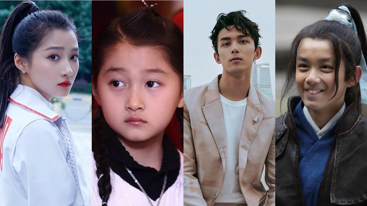 《瑯琊榜》飛流長大變好帥!9位「童星出身的演員」對比照,楊紫、楊冪都沒變,最後一位差很大