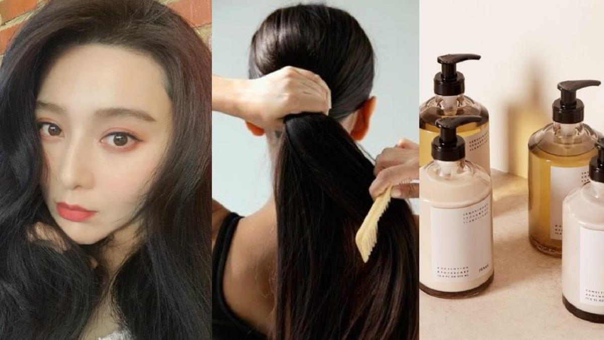 洗頭時間最好在X點之前!5個「養髮Tips讓你預防落髮」,要用濕梳子梳頭才不會害頭髮變少?!