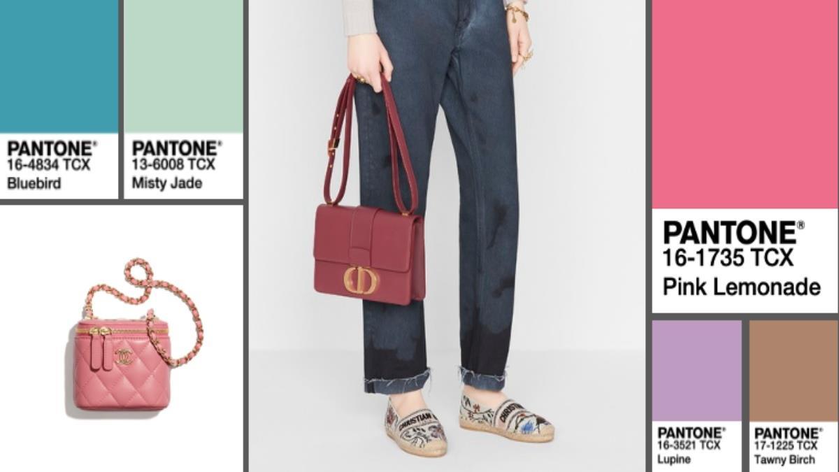 女孩專屬命定色!Pantone公開2020秋冬5大流行色+必備色系包款:朦朧玉色是下一個流行關鍵!