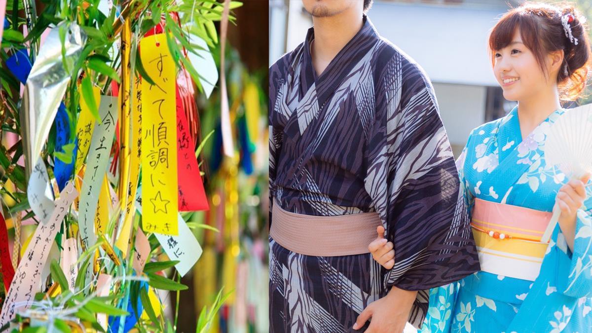 日本冷知識|為什麼日本的七夕唸作「ta-na-ba-ta」呢?日本人的七夕和台灣七夕有何不同?