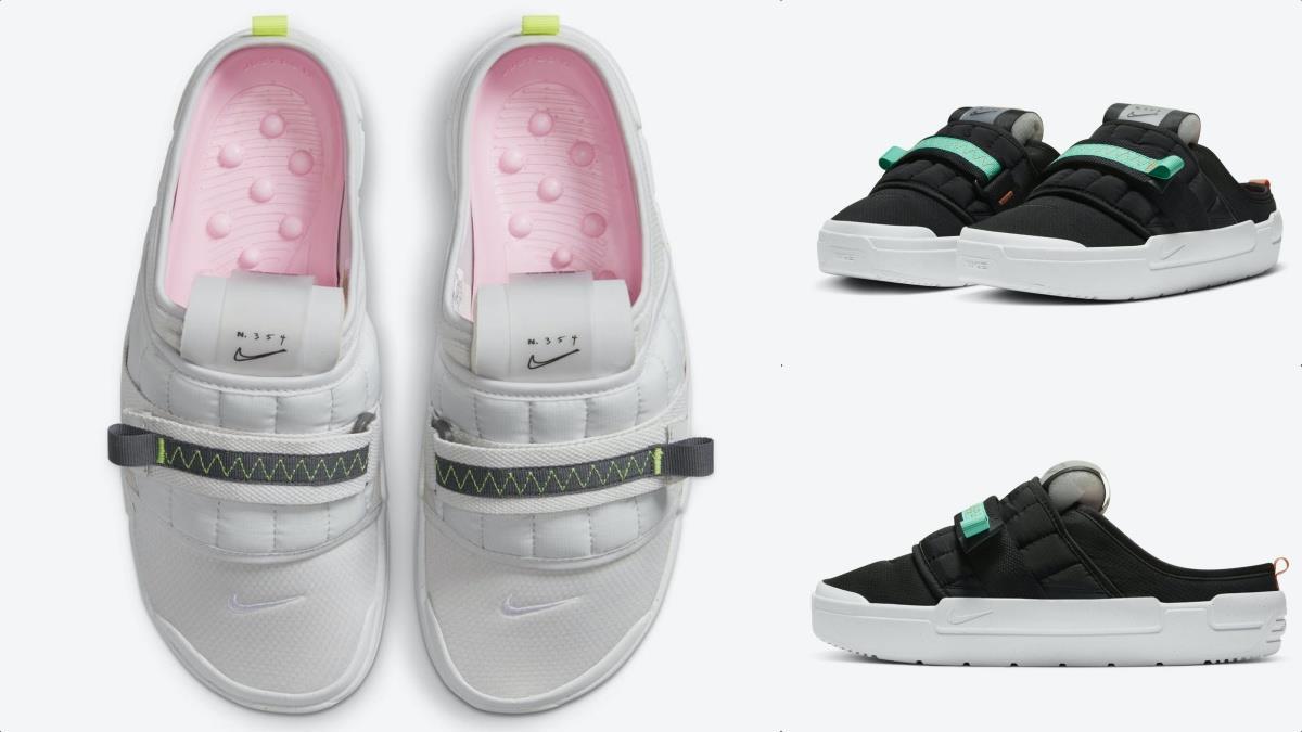 好像踩在柔軟枕頭上!夏日必備Nike Offline懶人拖鞋「比球鞋還舒服」,走路還能享受腳底按摩~