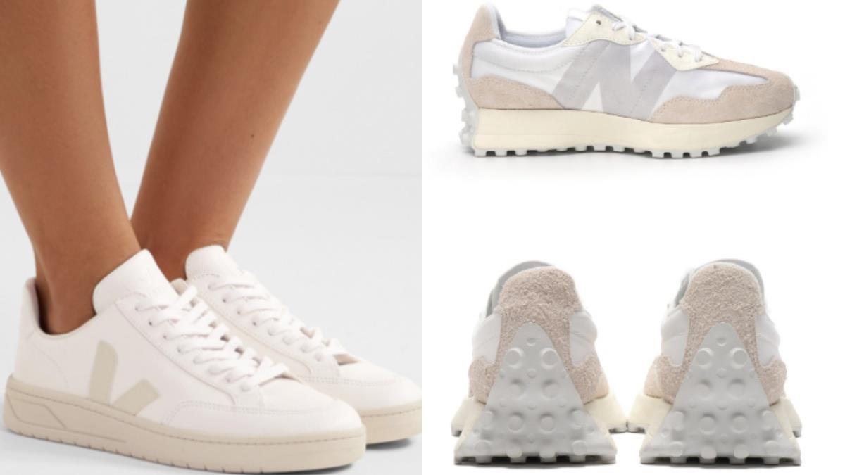 誰說夏天就一定要穿小白鞋!3款顯白好搭的「奶茶色球鞋」推薦,充滿魅力一看到就想敗家♥