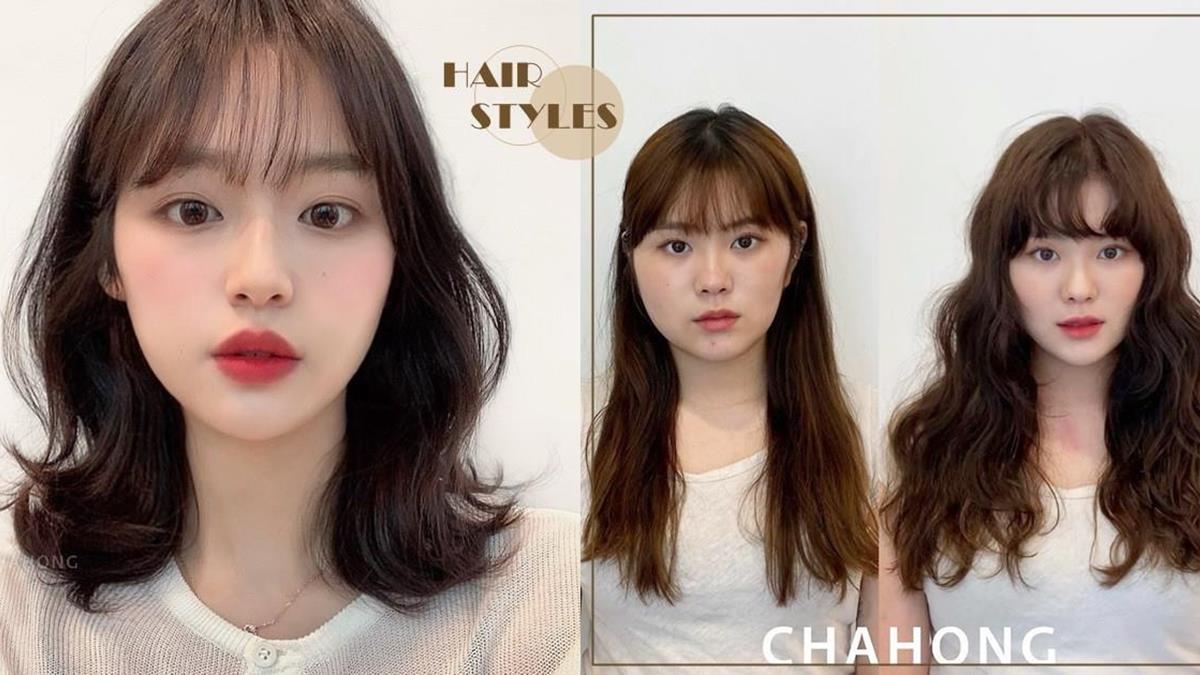 大小臉&咀嚼肌免擔心!髮型師公開5組「矯正臉型」髮型公式,歪臉女孩根本最適合復古捲!